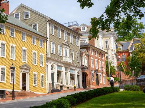 Maisons historiques à découvrir lors du Festival of Historic Houses