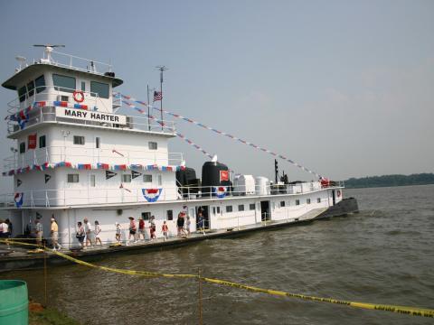 Période du Towboat Festival