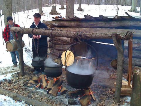 Découvrez comment est fabriqué le sirop d'érable au Maple Sugar Festival