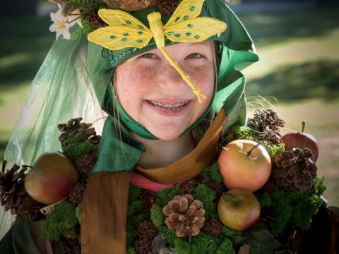 Déguisez-vous et venez vous amuser au Fairy House Festival