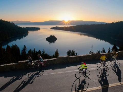 Plus belle course cycliste des États-Unis