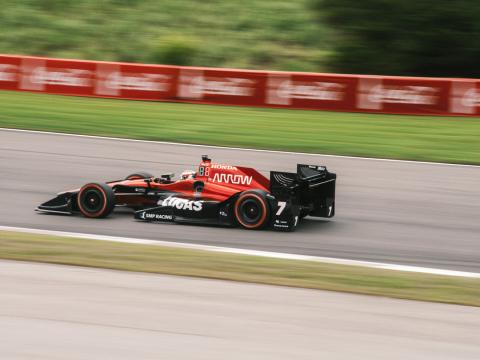 Concurrent du Honda Indy Grand Prix