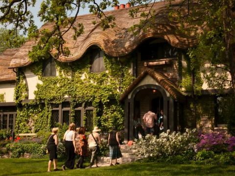 Visites de propriétés imaginées par l'architecte Frank Lloyd Wright et ses contemporains