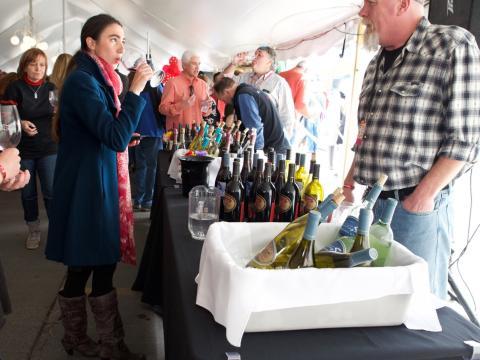 Dégustations de vins, séminaires et dîners lors de la Durango Wine Experience